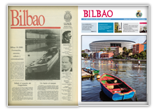 Periódico «Bilbao» Newspaper