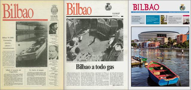 "Periódico ""Bilbao"" Newspaper"